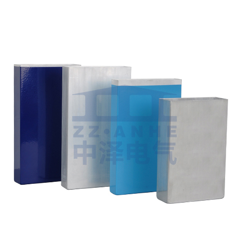 High Quality AL6061 NEW ENERGY ALUMINUM SQUARE SHELL