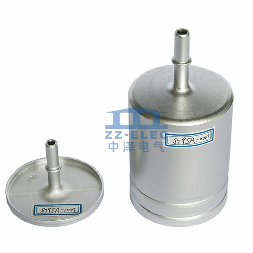 Opel Corsa B fuel filter cover & housing