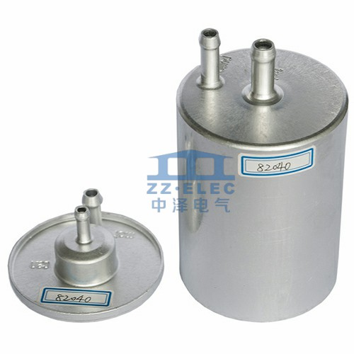 Benz SL fuel filter cover & housing