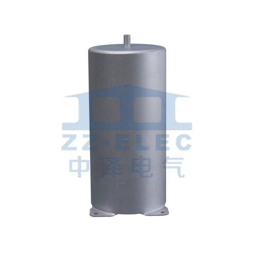 Capacitor aluminum case